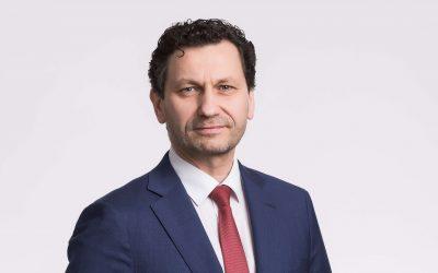 Robertas Šarknickas. Investicijos turi likti Europoje